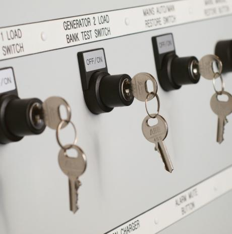 Control Panel Labelling